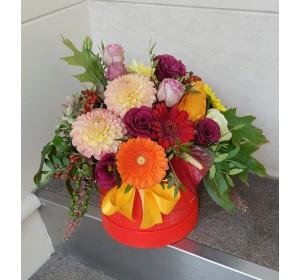 Кутия ,,Есенни цветове''