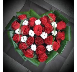 Кутия с цветя ,,Ти и Аз,,