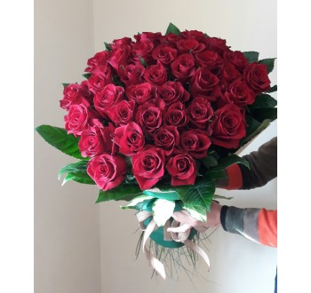 Букет ,,35 рози,,