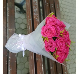 Букет Розово сияние