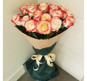 Букет 25 рози